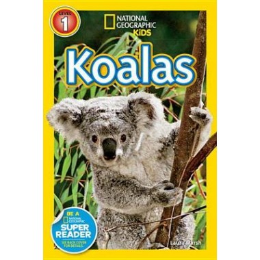National Geographic Kids Readers: Koalas
