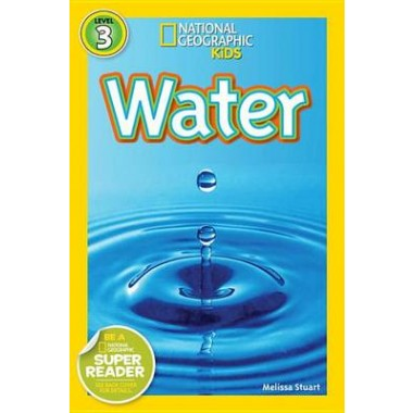 National Geographic Kids Readers: Water
