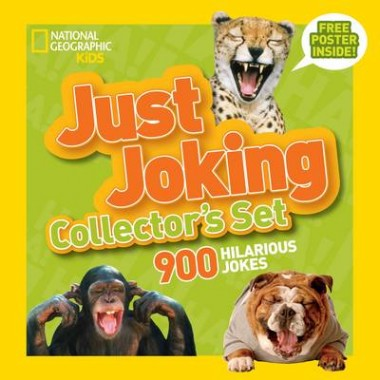 Just Joking Collector's Set :900 Hilarious Jokes About Everything