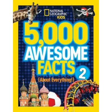5,000 Awesome Facts (About Everything!) :2