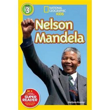 Nat Geo Readers Nelson Mandela Lvl 3