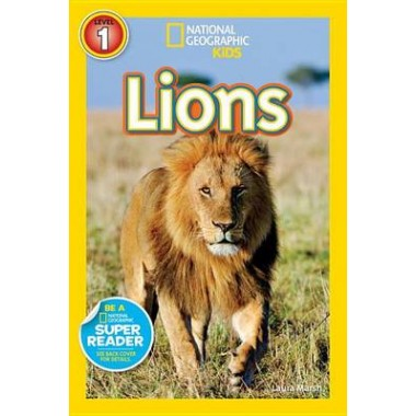 National Geographic Kids Readers: Lions