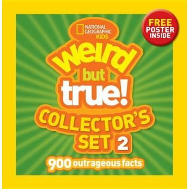 Weird but True! Collector's Set 2 (Boxed Set)