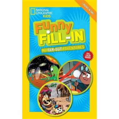 National Geographic Kids Funny Fill-In