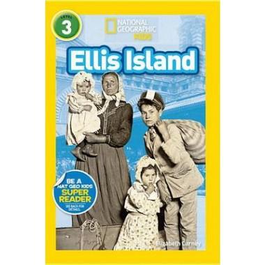 Nat Geo Readers Ellis Island Lvl 3