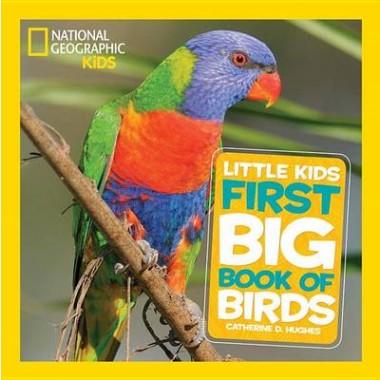 Little Kids First Big Book of Birds