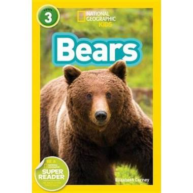 Nat Geo Readers Bears Lvl 3