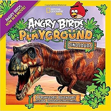 Angry Birds Playground: Dinosaurs :A Prehistoric Adventure!