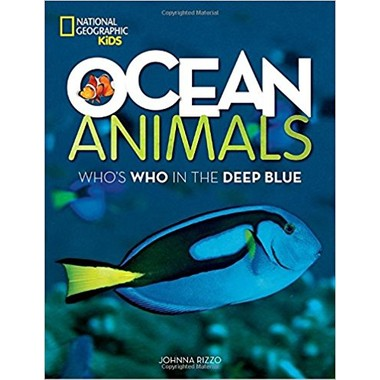 Ocean Animals :Who's Who in the Deep Blue