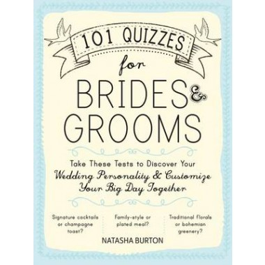 101 quizzes for brides and grooms take these tests to discover your