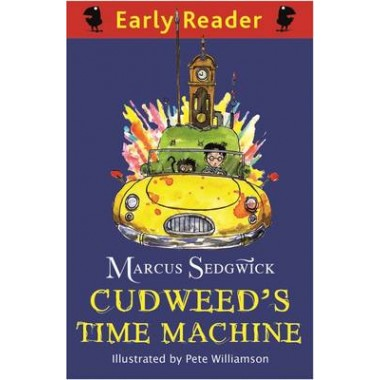 Early Reader: Cudweed's Time Machine