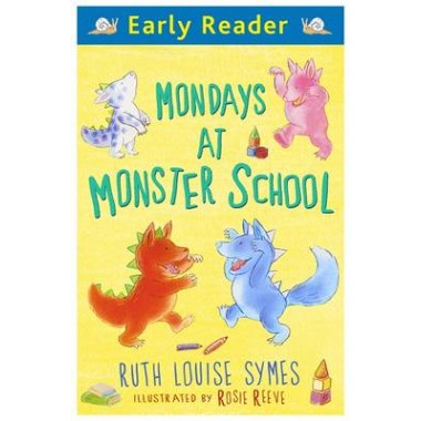 Early Reader: Mondays at Monster School