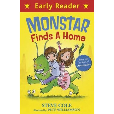 Early Reader: Monstar Finds a Home