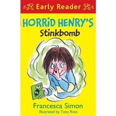 Horrid Henry Early Reader: Horrid Henry's Stinkbomb :Book 35