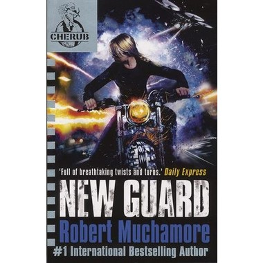 New Guard :Book 17