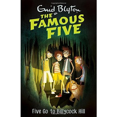 Famous Five: Five Go To Billycock Hill :Book 16