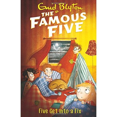 Famous Five: Five Get Into A Fix :Book 17