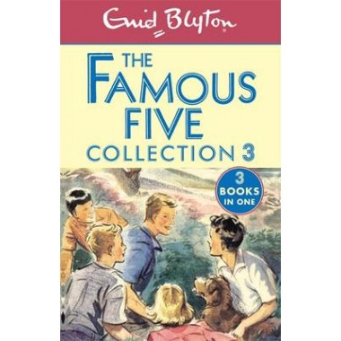 The Famous Five Collection 3 :Books 7-9
