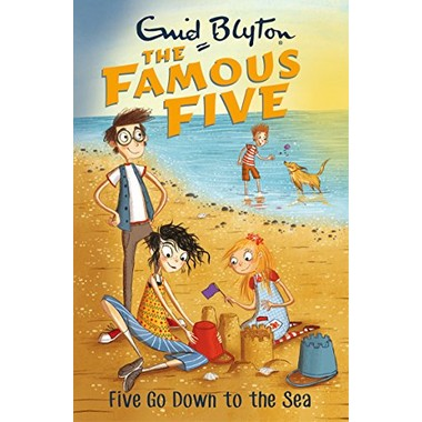 Famous Five: Five Go Down To The Sea :Book 12