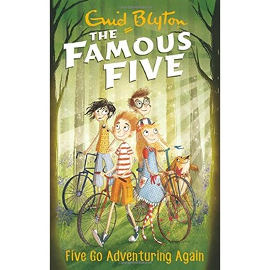 Famous Five: Five Go Adventuring Again :Book 2