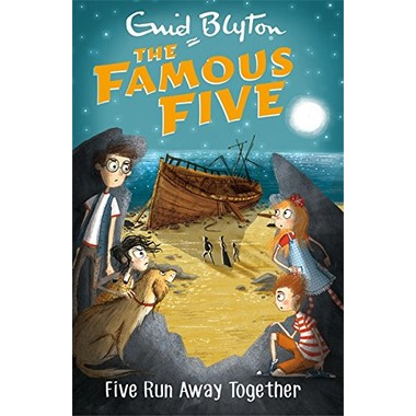 Famous Five: Five Run Away Together :Book 3
