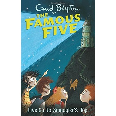 Famous Five: Five Go To Smuggler's Top :Book 4