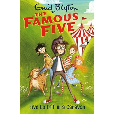 Five Go Off In A Caravan :Book 5