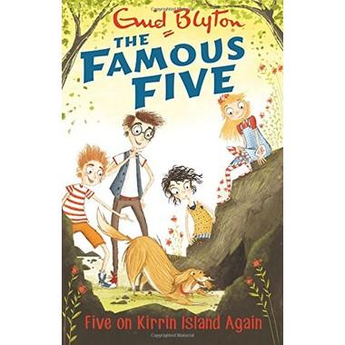 Famous Five: Five On Kirrin Island Again :Book 6