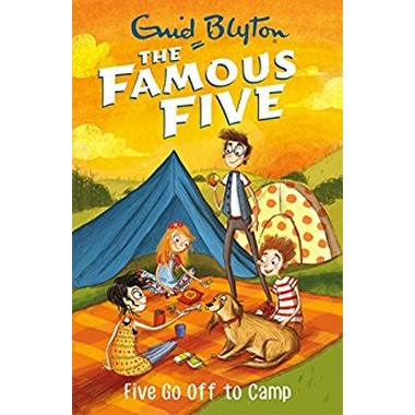 Famous Five: Five Go Off To Camp :Book 7