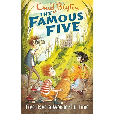 Famous Five: Five Have A Wonderful Time :Book 11