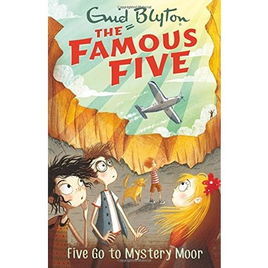 Famous Five: Five Go To Mystery Moor :Book 13