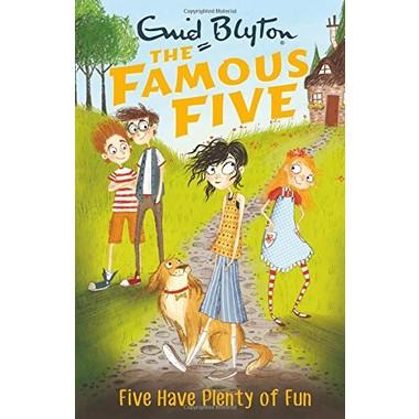Famous Five: Five Have Plenty Of Fun :Book 14
