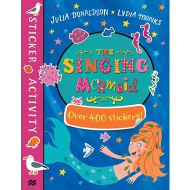 The Singing Mermaid Sticker Book