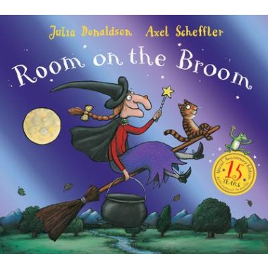 Room on the Broom 15th Anniversary Edition