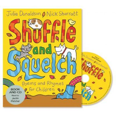 Shuffle and Squelch :Book and CD Pack