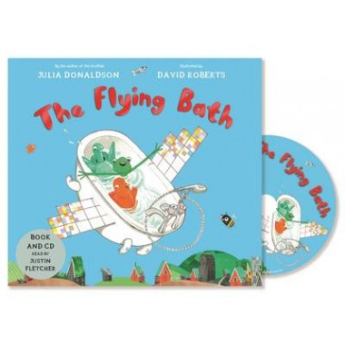 The Flying Bath :Book and CD Pack