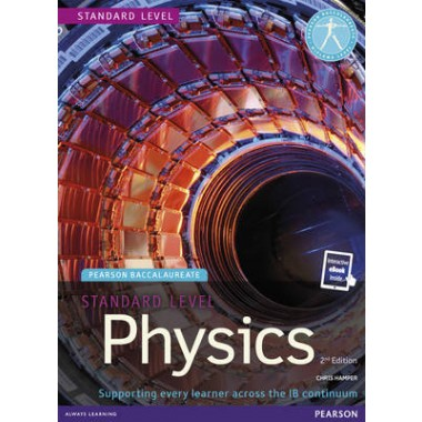 Pearson baccalaureate physics standard level 2nd edition print and pearson baccalaureate physics standard level 2nd edition print and ebook bundle for the ib diploma fandeluxe Images