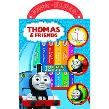 MY FIRST LIBRARY: THOMAS & FRIENDS