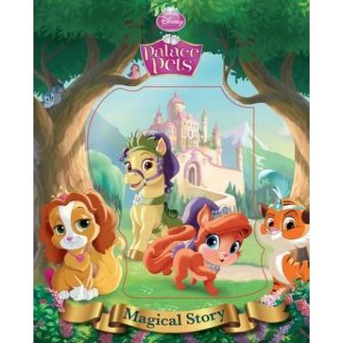 Disney Princess Palace Pets Magical Story