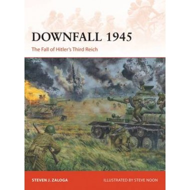 Downfall 1945 :The Fall of Hitler's Third Reich