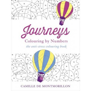 COLOURING BY NUMBERS: JOURNEYS*