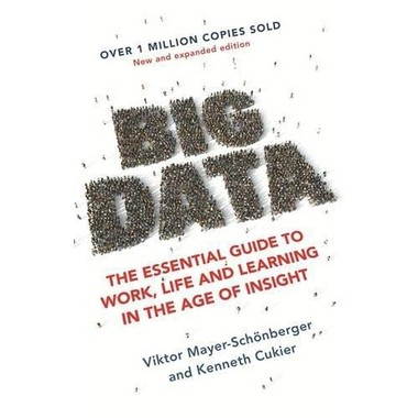 Big Data :The Essential Guide to Work, Life and Learning in the Age of Insight