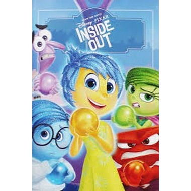 Inside Out Padded Classic Storybook