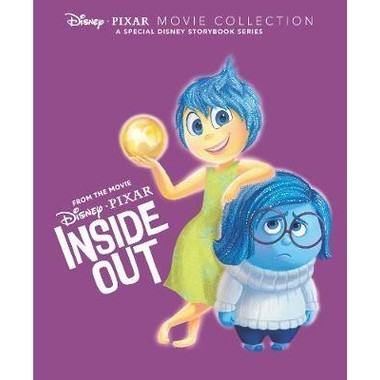 Disney Pixar Movie Collection: Inside Out :A Special Disney Storybook Series