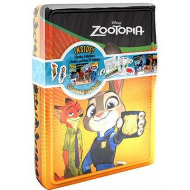 Happy Tin :Zootopia (Disney Zootopia)