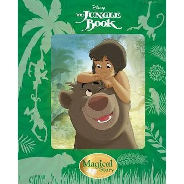 DISNEY JUNGLE BOOK MAGICAL STORY (TINTAC