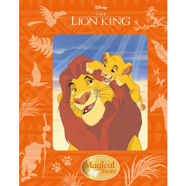 DISNEY LION KING MAGICAL STORY (TINTACUL