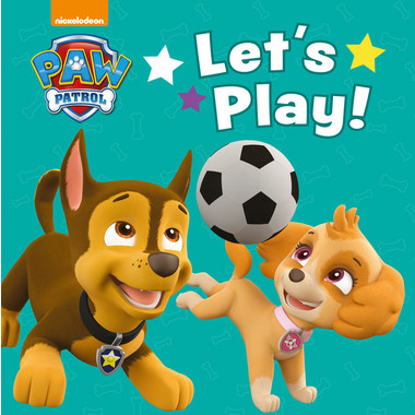NICKELODEON PAW PATROL LET'S PLAY