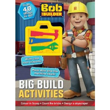 Bob the Builder Big Build Activities :Over 40 Things to Do!