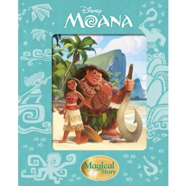 DISNEY MOANA MAGICAL STORY
